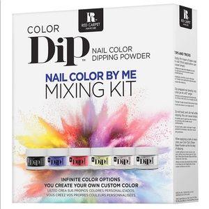 Dip powder mixing kit for endless color
